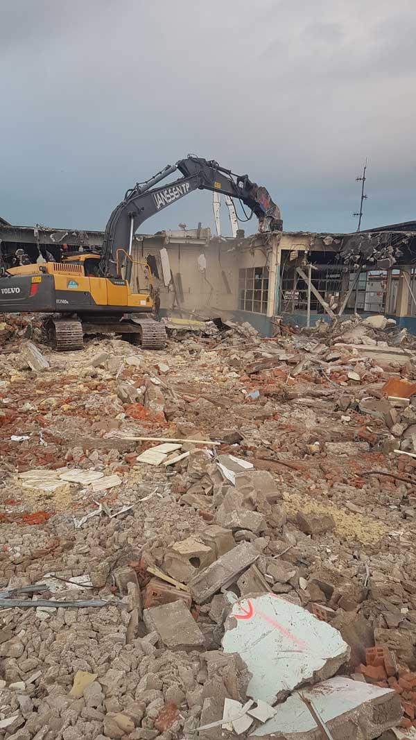 Entreprise de demolition Lille